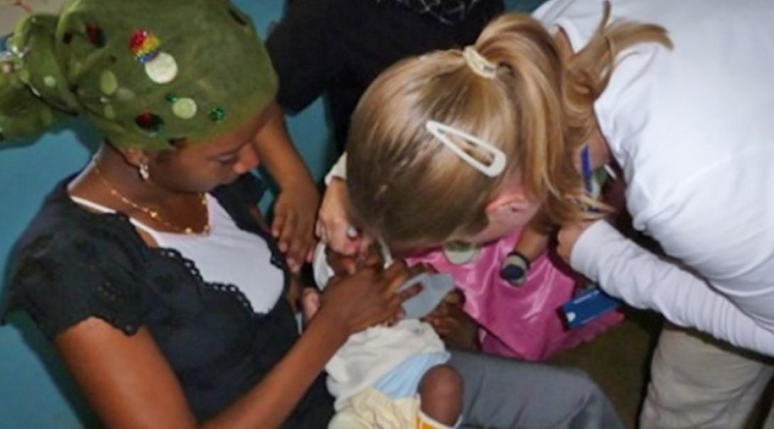 Gezondheidszorgproject in Tanzania door Eline E